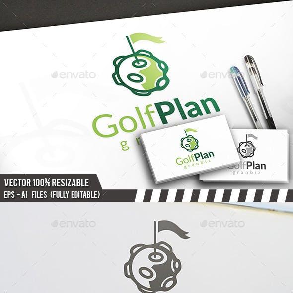 Golf Planet Logo