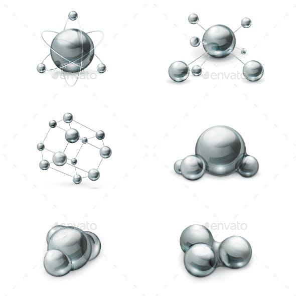 Molecules Icons