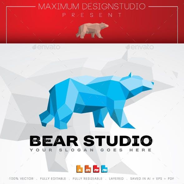 Bear Studio Logo