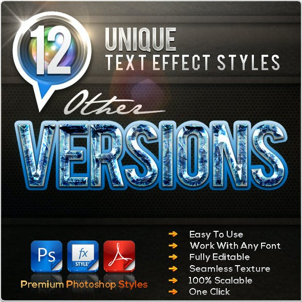 12 Unique Other Versions