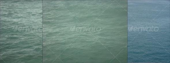 Water Wash - Liquid Textures
