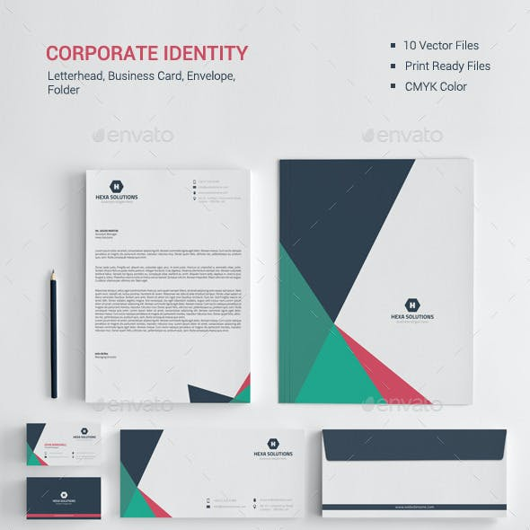 Corporate Identity 04