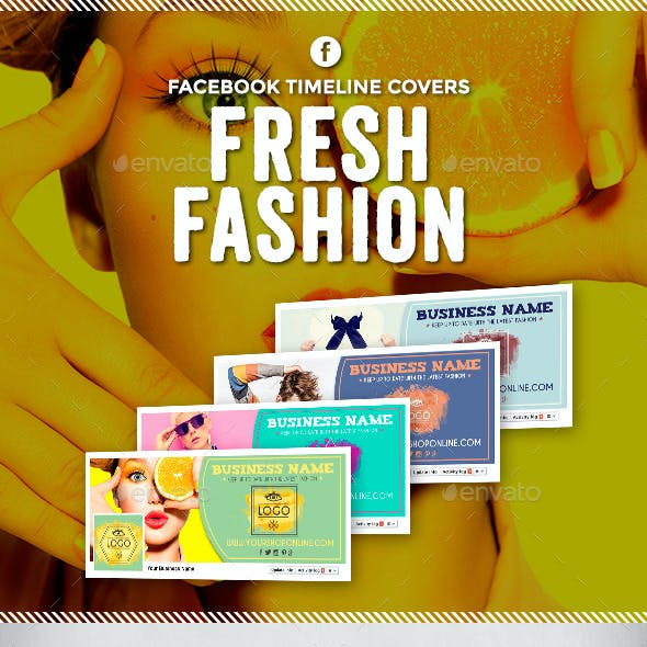 Facebook Timeline Covers - Fresh Fashion