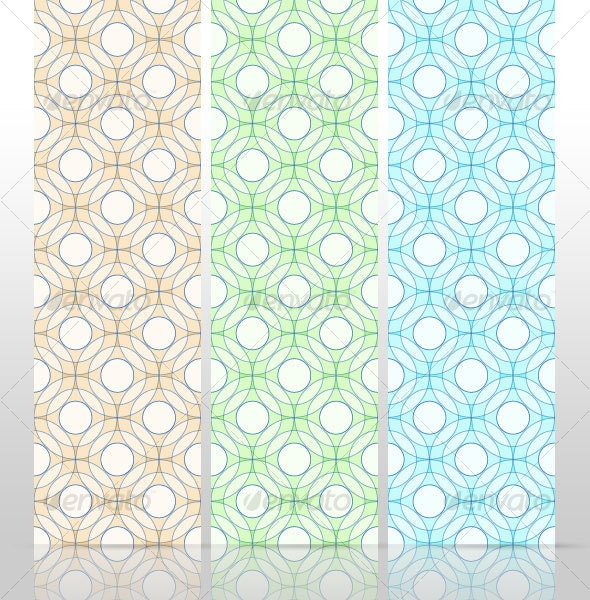 Retro Pattern Type 1 - Patterns Backgrounds