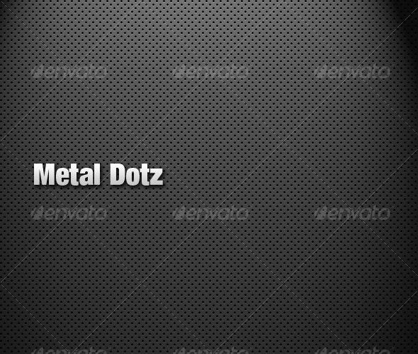 Metal Dotz - Metal Textures