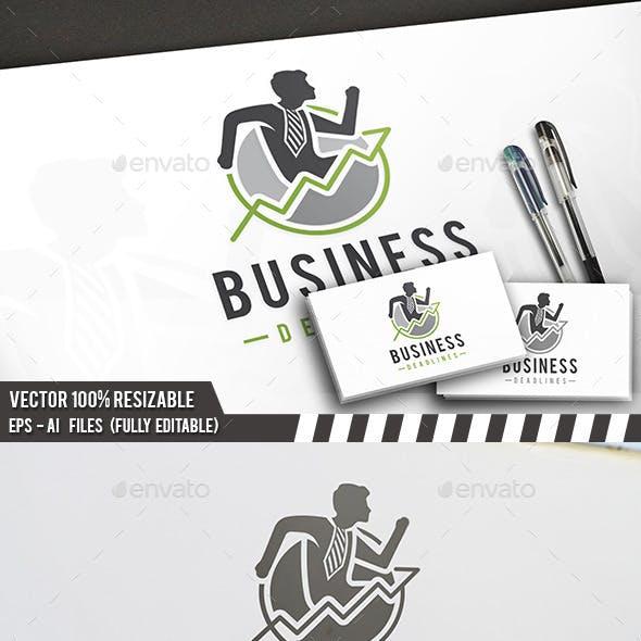 Business Deadline Logo