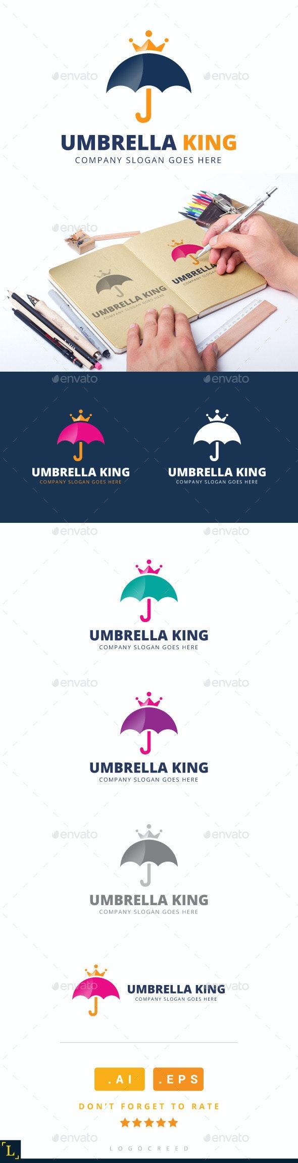 Royal Umbrella Logo - Logo Templates