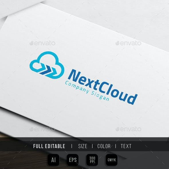 Cloud Forward - Data Share Logo