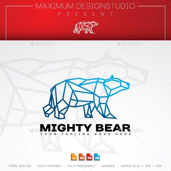 Mighty Bear Logo