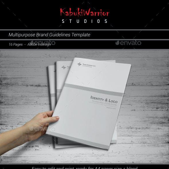 Multipurpose Brand Guidelines