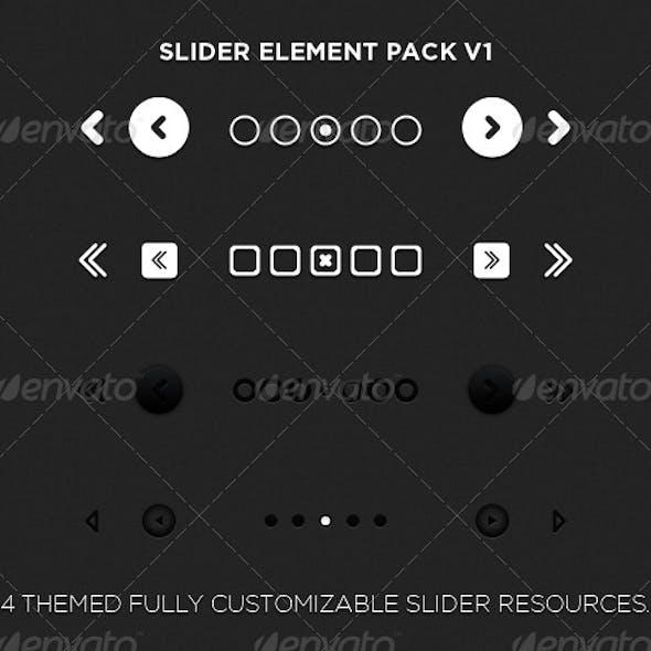 4 Theme Slider Elements