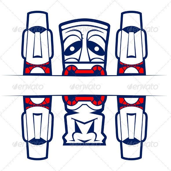 Mask Tattoo Icons - Tattoos Vectors