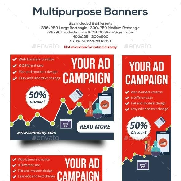 Banners Multipurpose