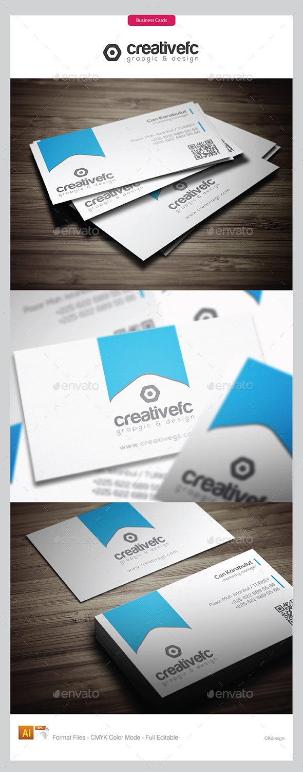 creative business cards 16 - Business Cards Print Templates