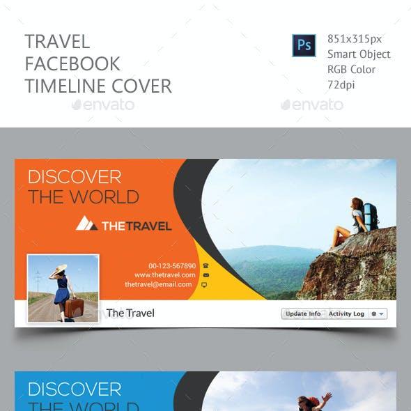 Travel Facebook Timeline Cover
