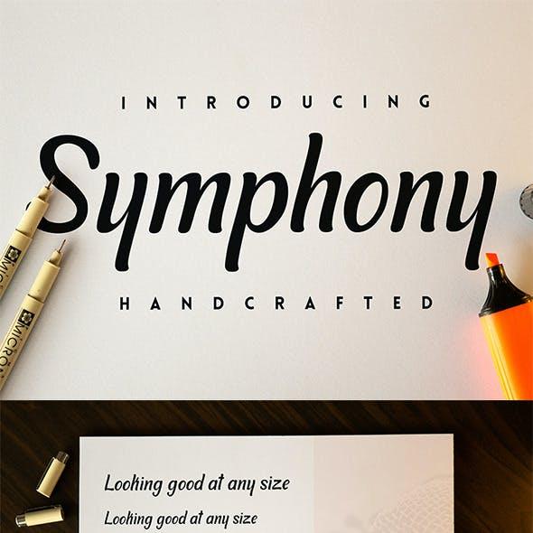 Symphony Font