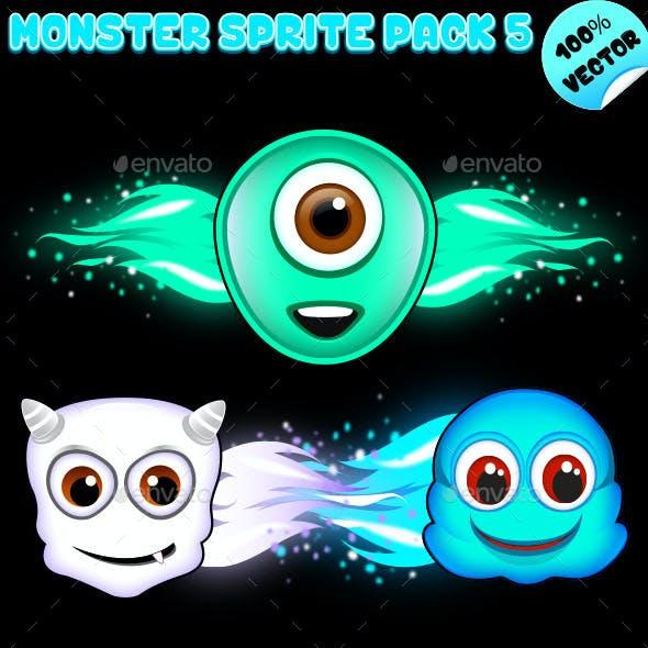 Monster Sprite Pack 05