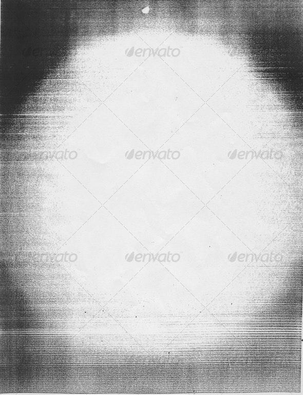 Grunge Distressed Oval  - Industrial / Grunge Textures