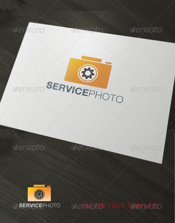 Servicephoto - Objects Logo Templates