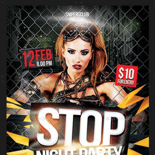 Stop Night Party