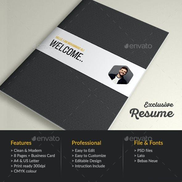 Pattern Resume