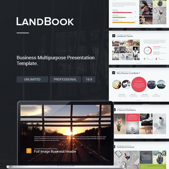 Business Theme - LandBook