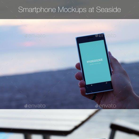 Lumia Mock-ups