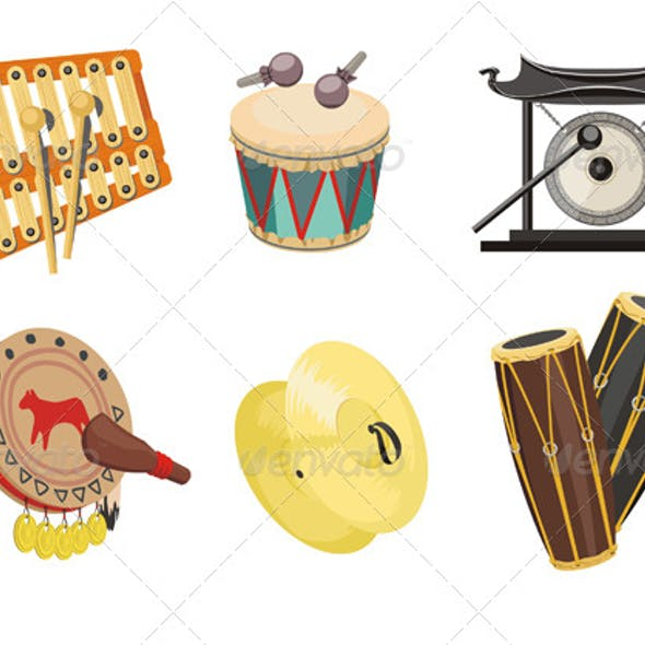 Music, Drums