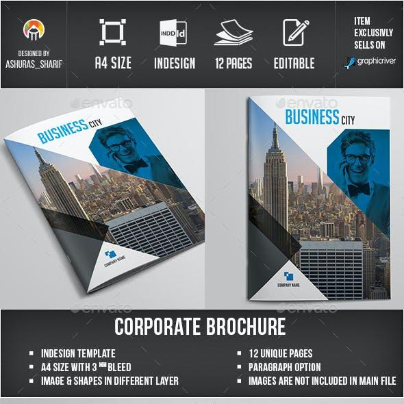 Brochure by ashuras_sharif