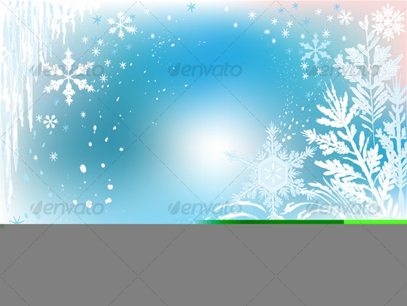 Winter Background - Miscellaneous Seasons/Holidays