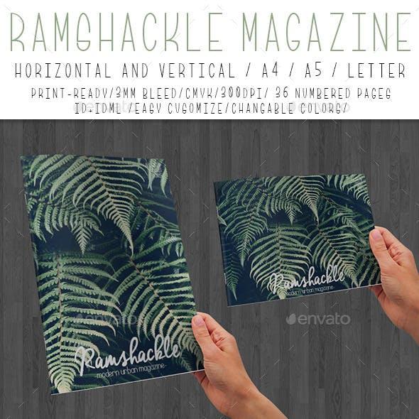 Ramshackle Magazine