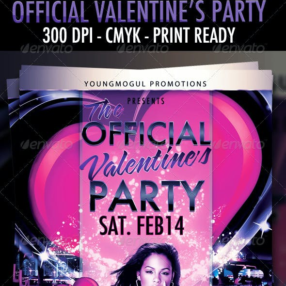 Official Valentine's Party