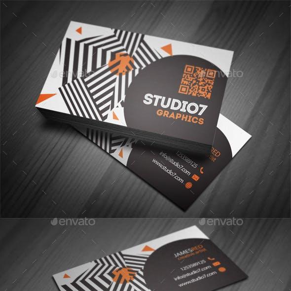 Studio7 Business Card