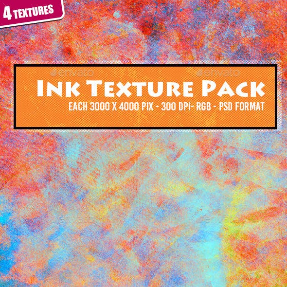 Ink Texture Pack 35