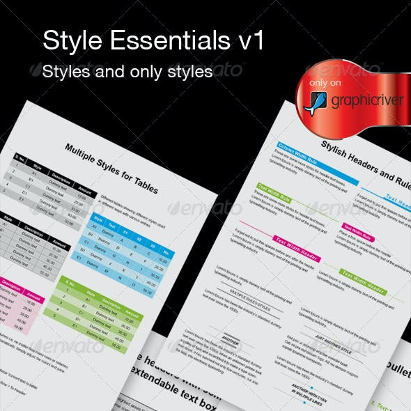 Style Essentials v1