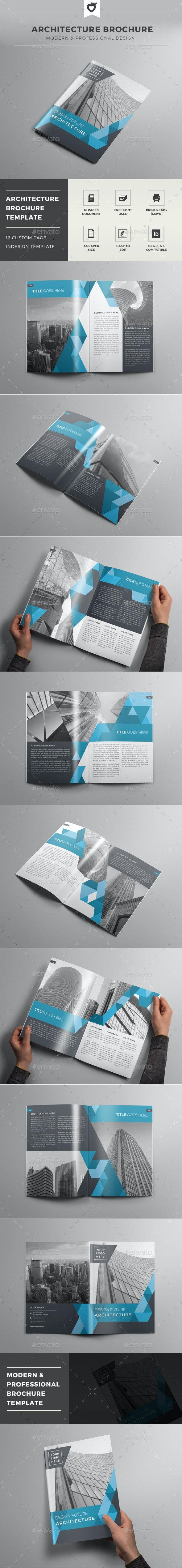 Architecture Brochure - Corporate Brochures