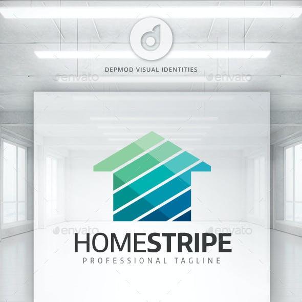Home Stripe Logo