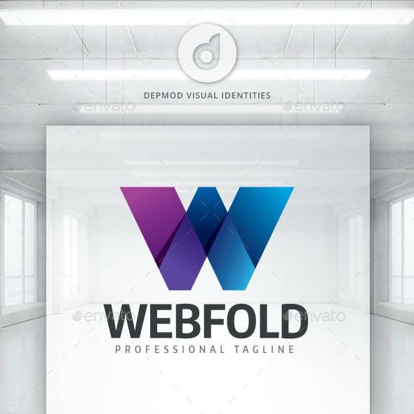 Web Fold Logo