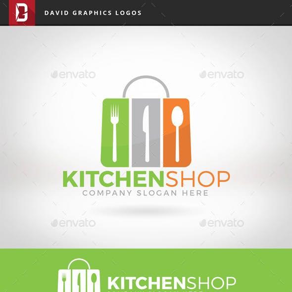 Kitchen Shop Logo