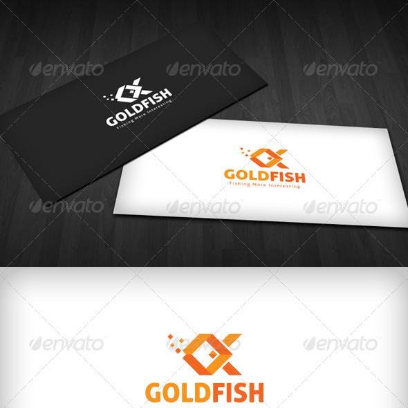 Gold Fish Logo