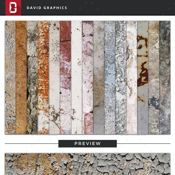 15 Grunge Textures