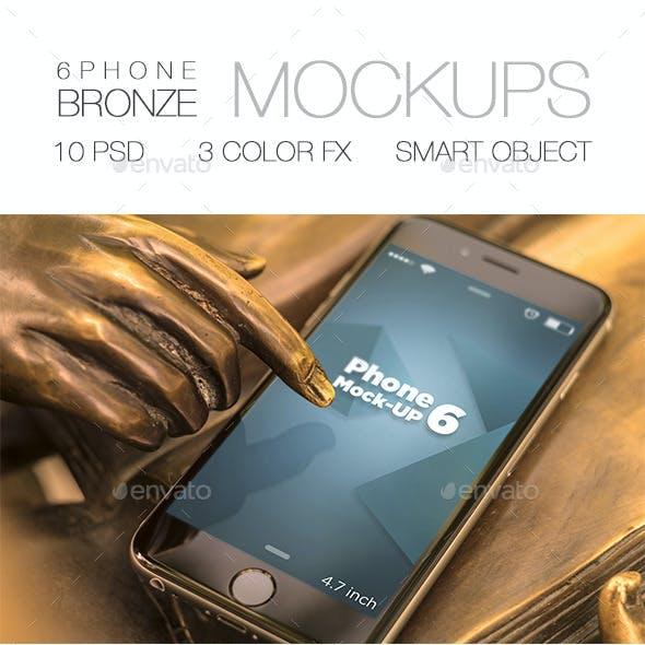 Bronze 6 Phone