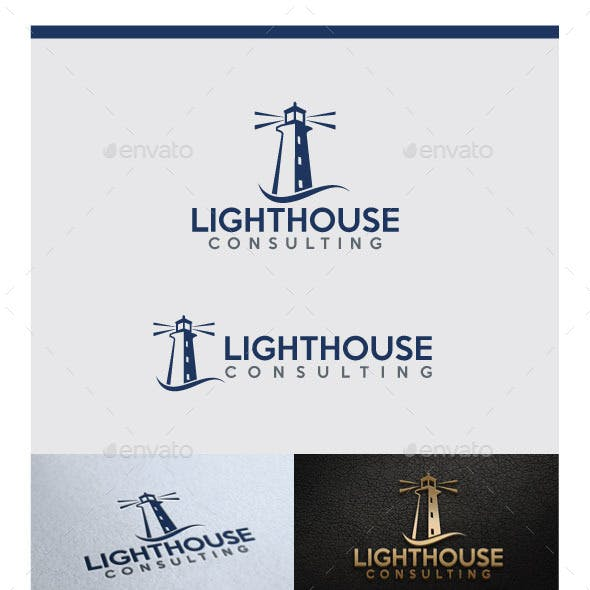 Lighthouse Logo Design
