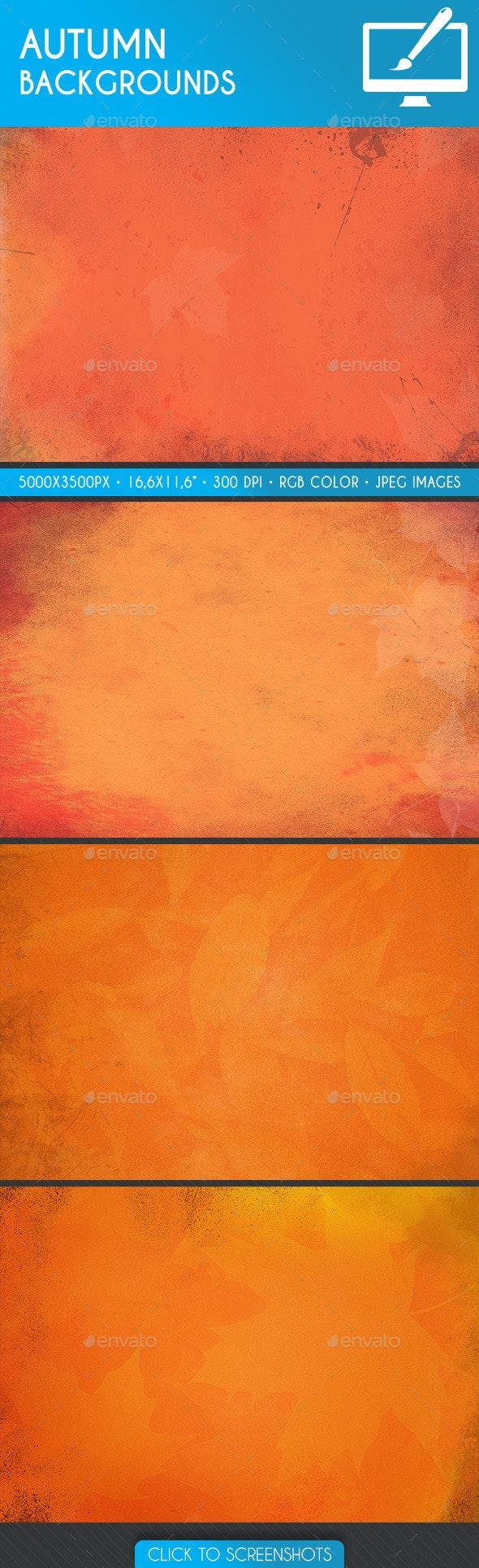 Autumn Backgrounds - Backgrounds Graphics