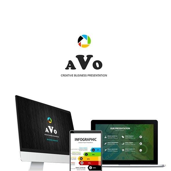 AVO - Powerpoint Business Presentation