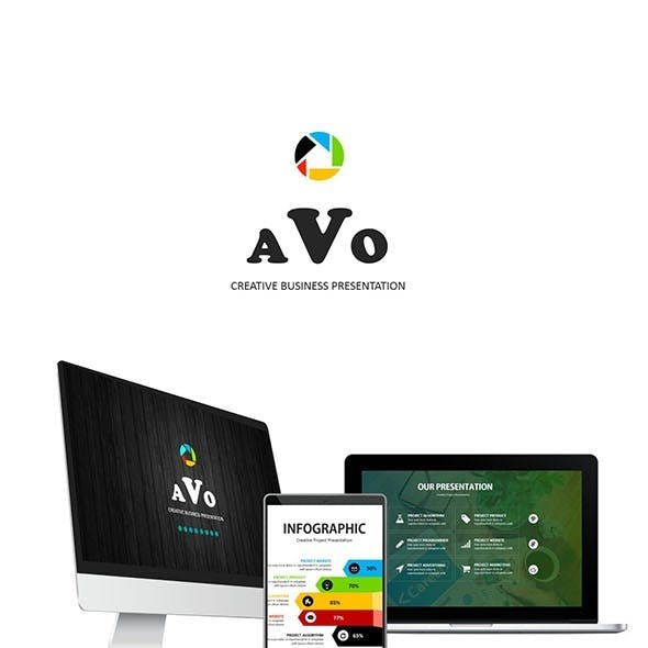 AVO - Keynote Business Presentation