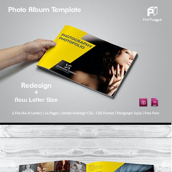 Modern Photo Album Vol.1