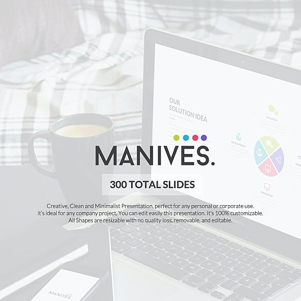 Manives Keynote Template