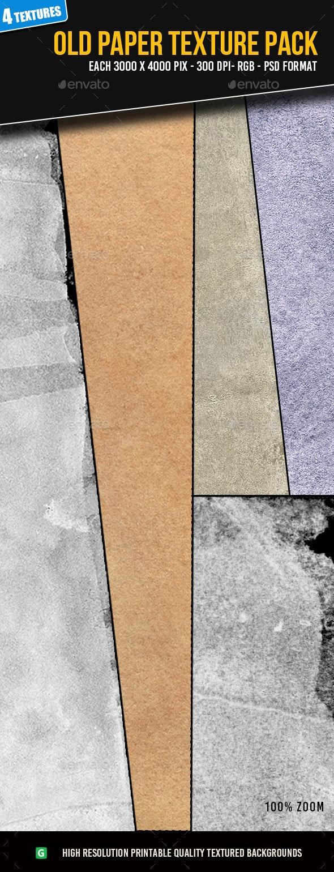Old Paper Textures 42 - Textures