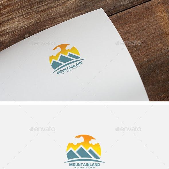 Mountain Sun Logo